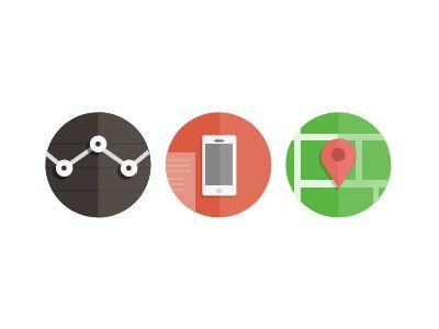 Special icons (wip) by Luboš Volkov