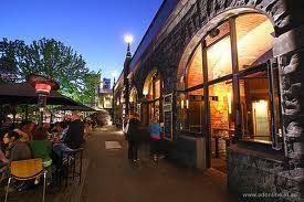 Riverland Bar, Fed Square