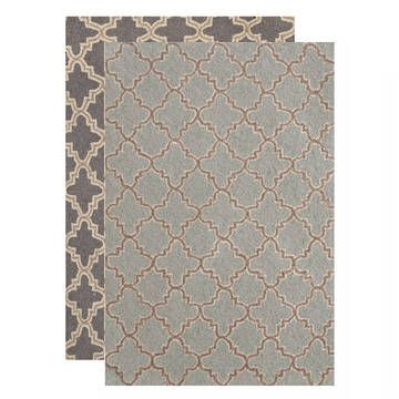 Maroc Woollen Rug l Eco Chic Natural Rugs l Fair Trade Rugs Online