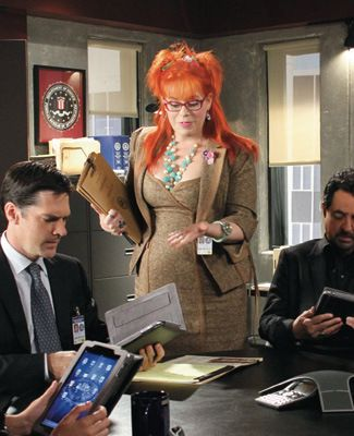 'Criminal Minds': Penelope Garcia's one of a kind sweaters and giving a nod to fans