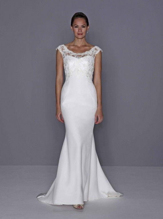 Wedding Dresses For The Older Larger Bride : Best ideas about mature bride dresses on