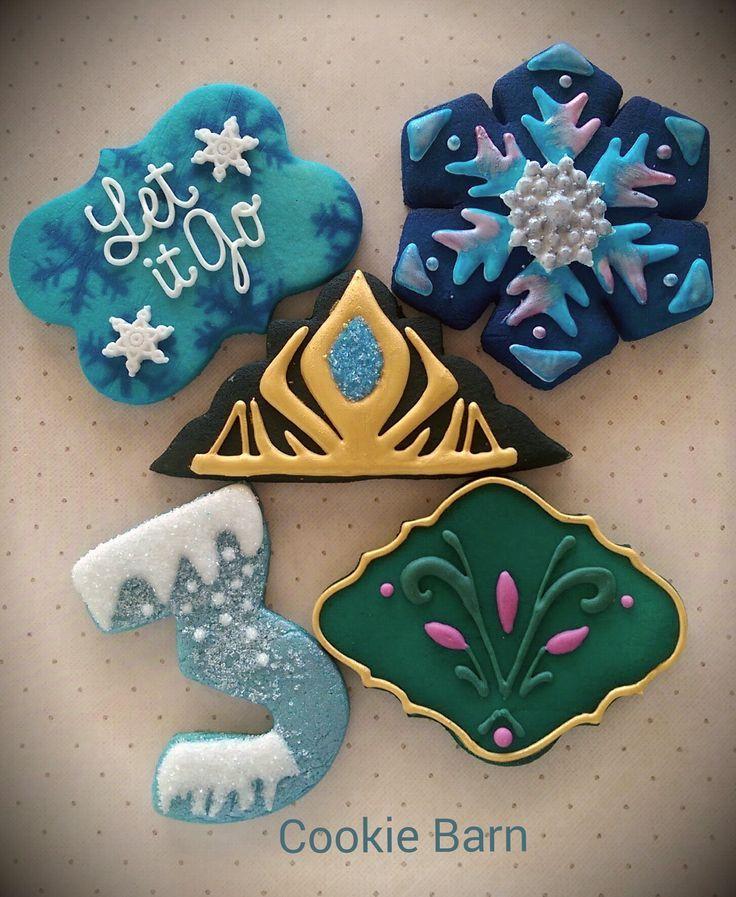 Image result for frozen cookies