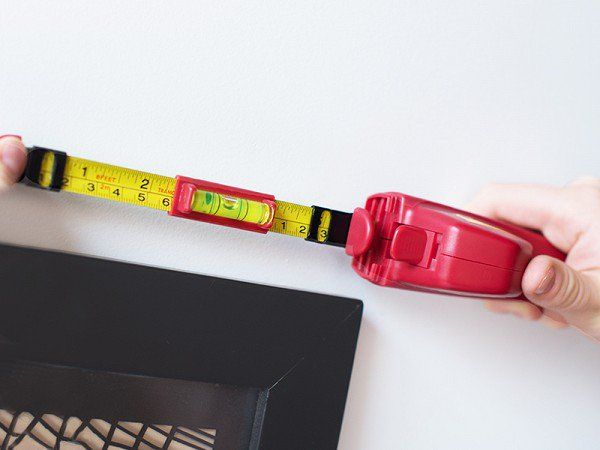 hang o matic dads tape measure and markers. Black Bedroom Furniture Sets. Home Design Ideas