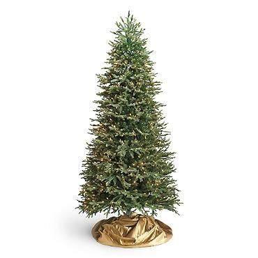 Fraser Quick Light Slim Artificial Christmas Tree