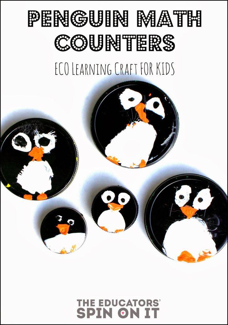 Penguin activities - Gift of Curiosity