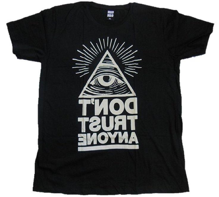 フリーメーソンTシャツwwwww購入wwww