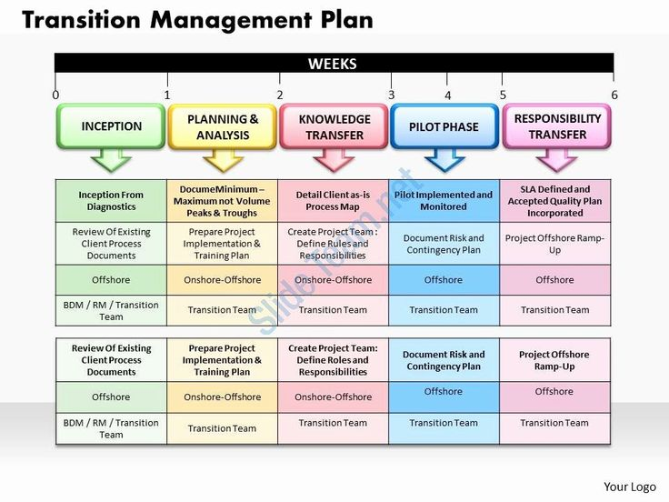 30 Leadership Transition Plan Template in 2020 (With