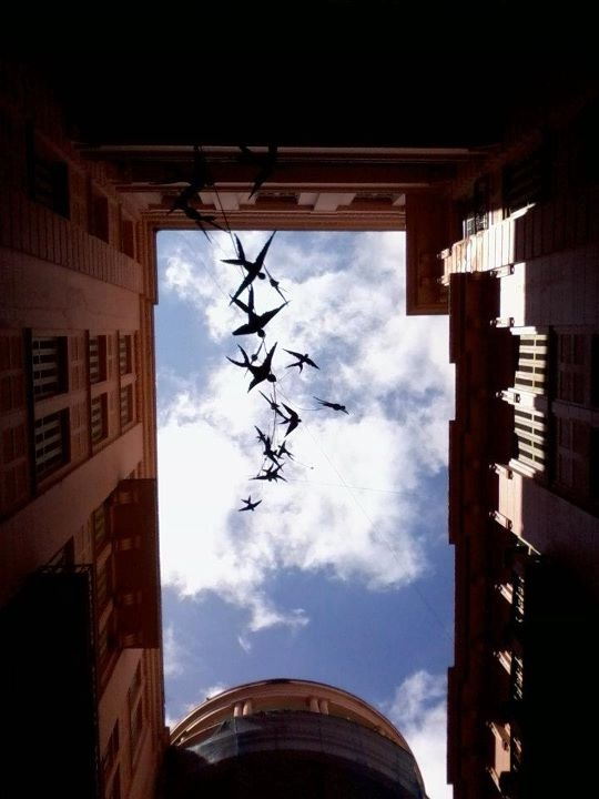 Casa de Cultura Mario Quintana - Porto Alegre/RS - Brasil  Visita na 8ª Bienal do Mercosul