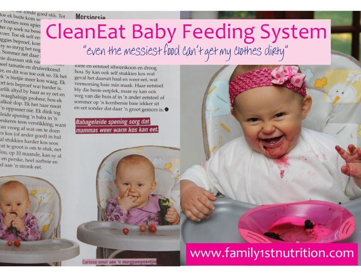 In the June issue of Baba & Kleuter magazine, Zelda writes about a special bib she designed to keep her baby's clothes, high chair as well as the floor super clean. For those who have a baby this is a MUST HAVE