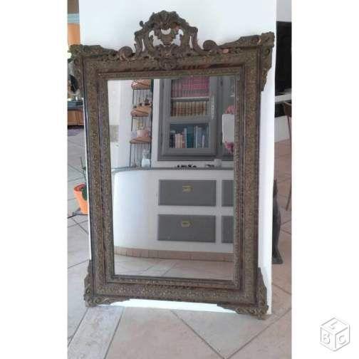miroir ancien Décoration Charente-Maritime - leboncoin.fr