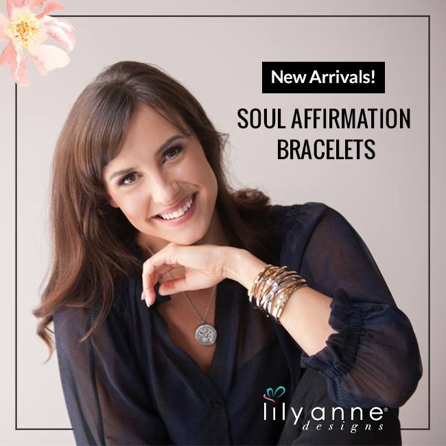 Introducing our new Stackable Affirmation Bracelets!   www.lilyannedesigns.com.au/SarahKelly/shop/bracelets  A daily reminder of who you are & who you plan to be.   #LilyAnneDesigns #NewProducts #SoulAffirmationBracelets #PersonalisedJewellery