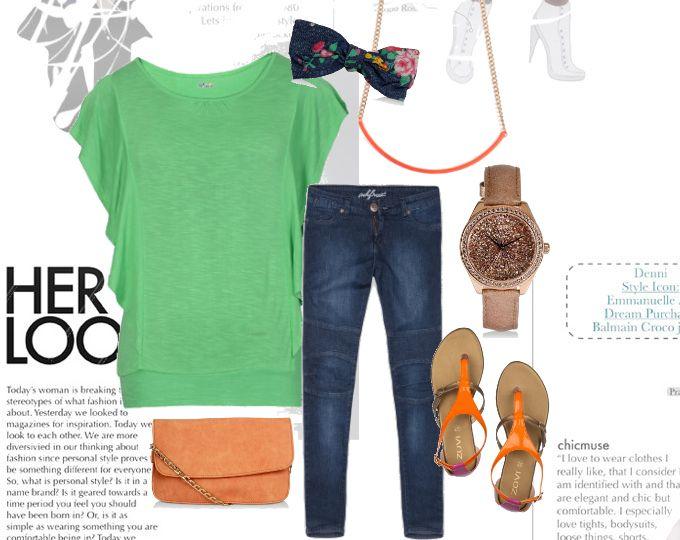 Casual Day Look #LimeRoad @KOOVS #Flipkart #Koovs