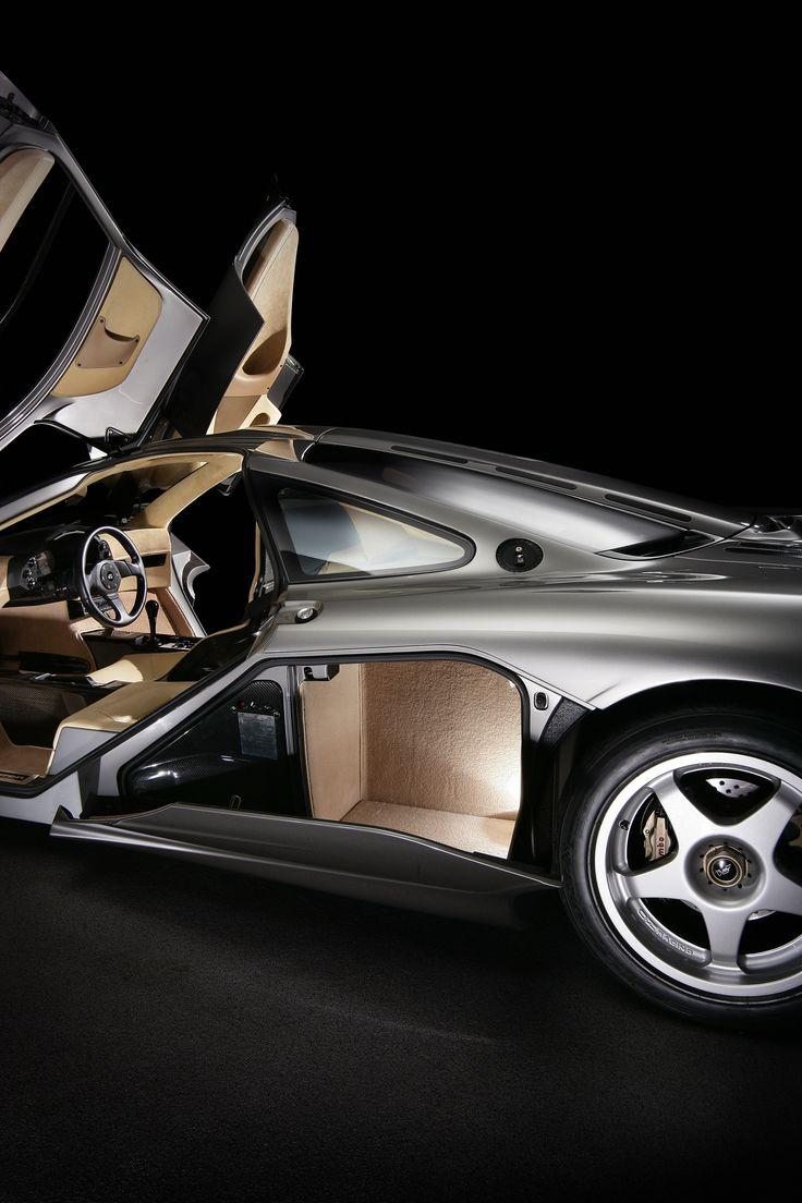 McLaren F1D