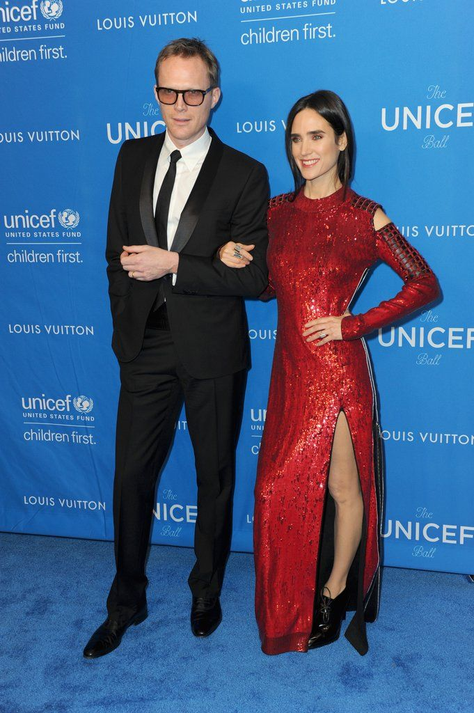Cool Couples Jennifer Connelly E Paul Bettany Rock N Fiocc