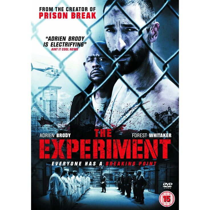 Warwick School Library DVD collection.  Stanford Prison Experiment - one group of subjects assigned the role of prison guards while the others assigned the role of inmates.