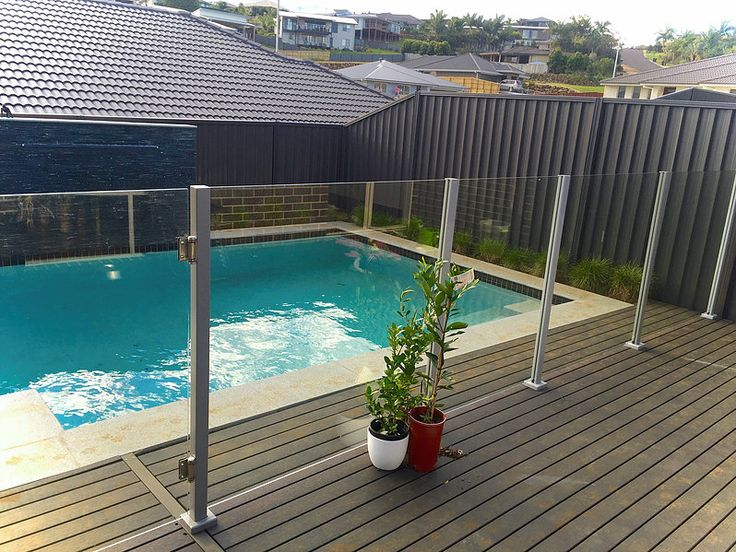 Tricky Pool fence | Ballina Lismore Fencing