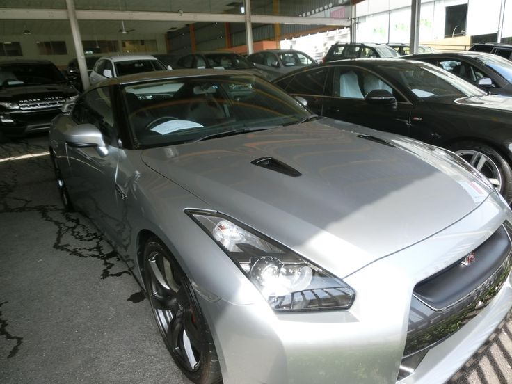 2010 Nissan GTR 3.8