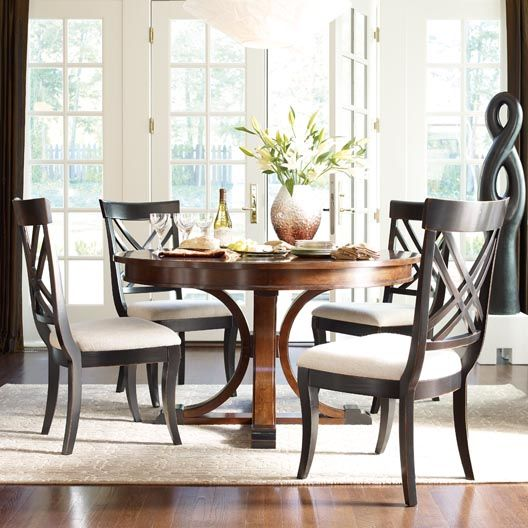 Exceptional Get The Look: Give Your Guests A Dining Experience To Remember With Modern  Heritageu0027s Neoclassical Inspired Table And Chairs, Perfect To Entertain In  Both ... Pictures