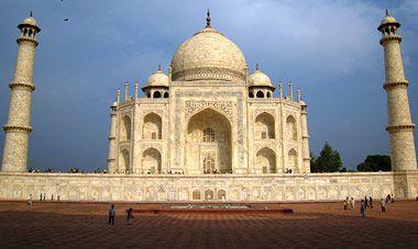 Agra, India, via oursite.com