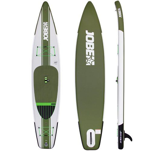 JOBE AERO Neva 12.6 SUP 2017 Inflatable Stand Up Paddle Board Package