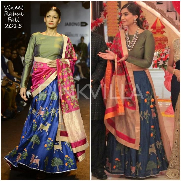 Yay or Nay : Sonam Kapoor in Vineet Rahul | PINKVILLA