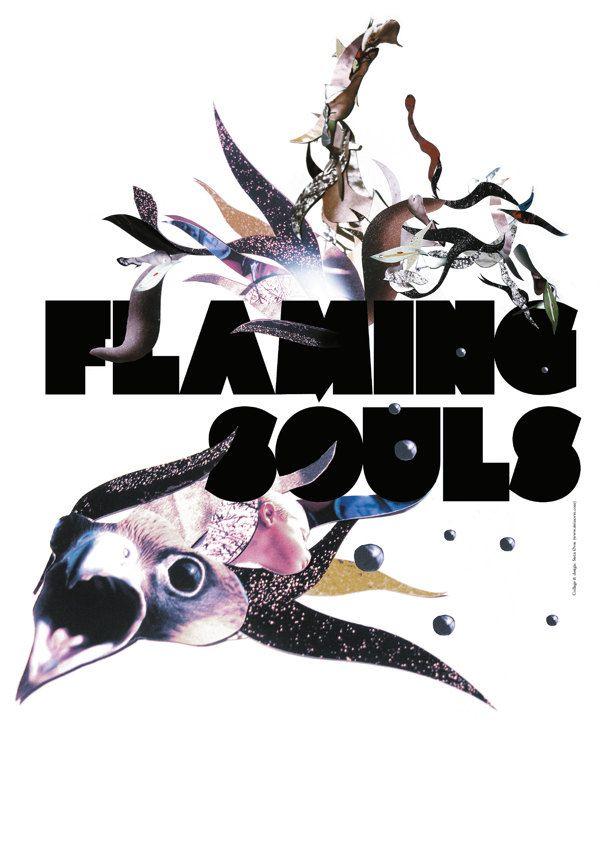 Flaming Souls by Stein Øvre, via Behance