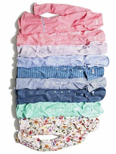 J crew shirts