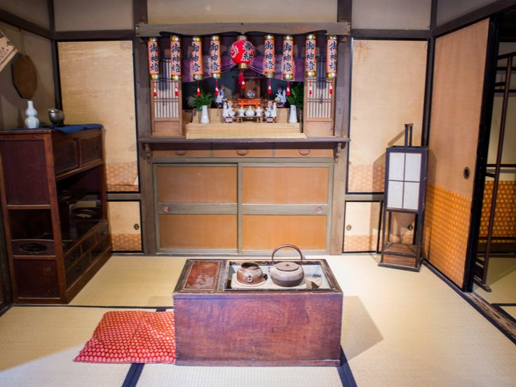 You can still stay in Ryokans — traditional, matted rooms without a chair in sight.