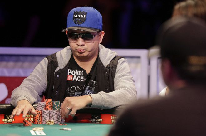 Players vie for final World Series of Poker table , Todays Sports Fan #poker #facebook