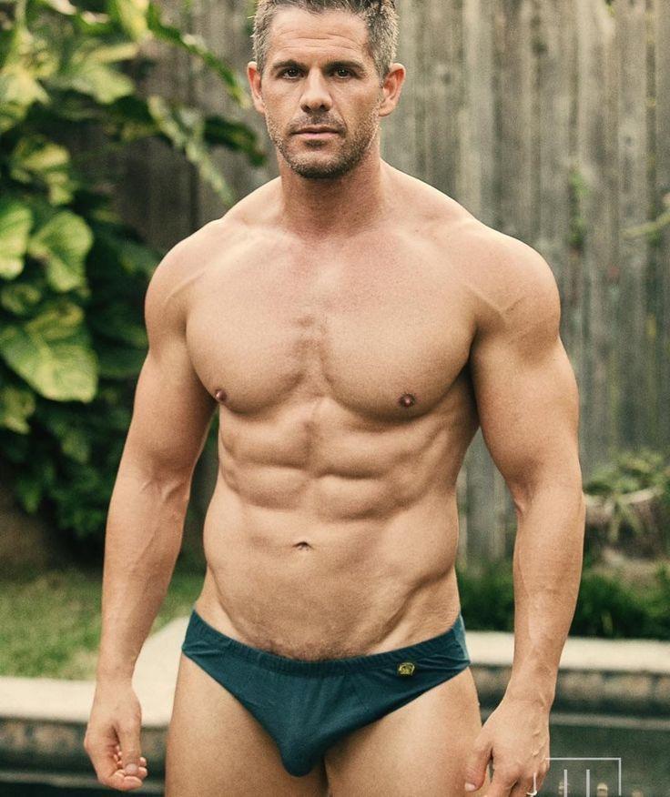 Holy Abs! Matt Bomer Flaunts Insane Muscles on the Beach
