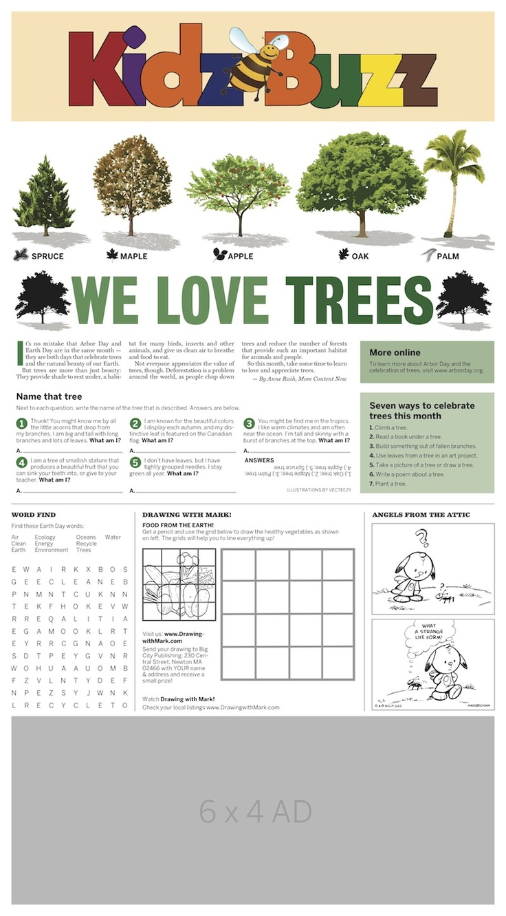 Do you know your trees?