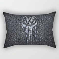 volkswagon logo Rectangular Pillow