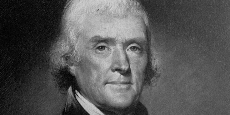 Thomas Jefferson On Religion | Facts About Thomas Jefferson's Faith