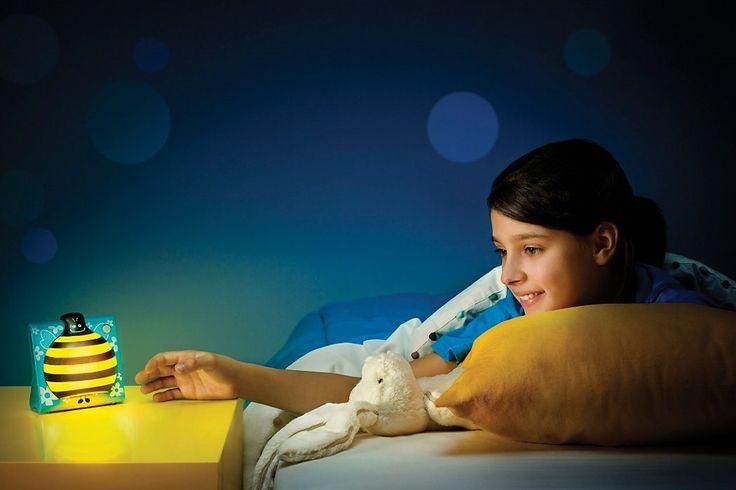 Philips GuideLight Lampa Stołowa Bee (Pszczółka) 69112/34/PH : Oświetlenie dziecięce : Sklep internetowy Elektromag
