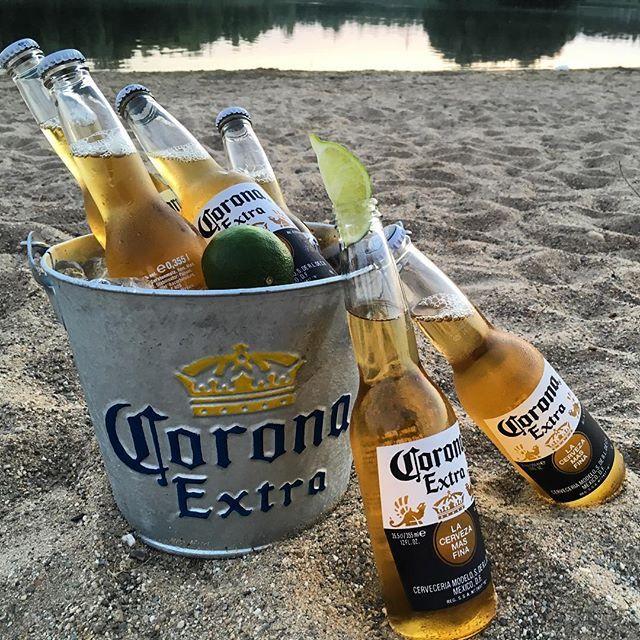 Schönen Feierabend euch...und Prost 🍻😎✌🏻️#corona #coronasunsets #bier