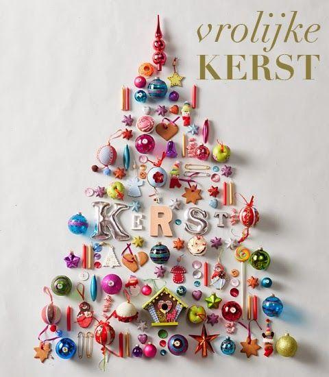 Christmas wall tree Un albero di Natale per tutti!!!!