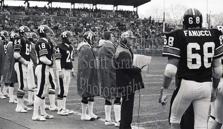 Ottawa Rough Riders 1978. Photo F. Scott Grant