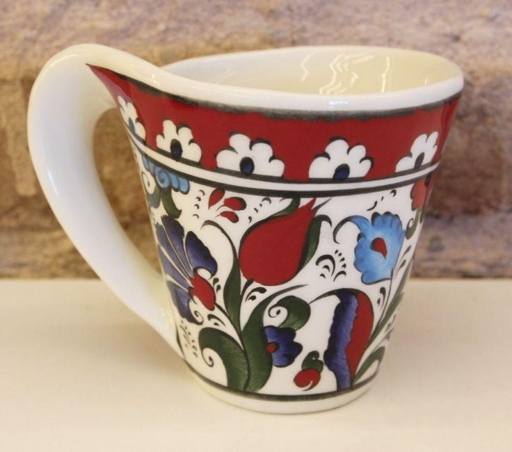 IZNIK CERAMIC COFFEE CUP / MUG