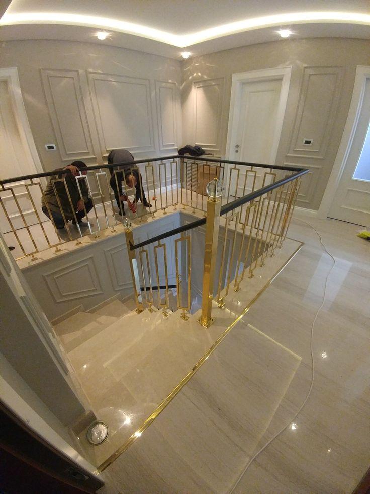 Best Lantai Duplex House Design Luxury Staircase Stairs 400 x 300