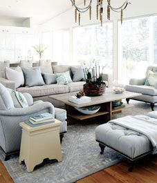 Interior: Modern family cottage Style at Home.