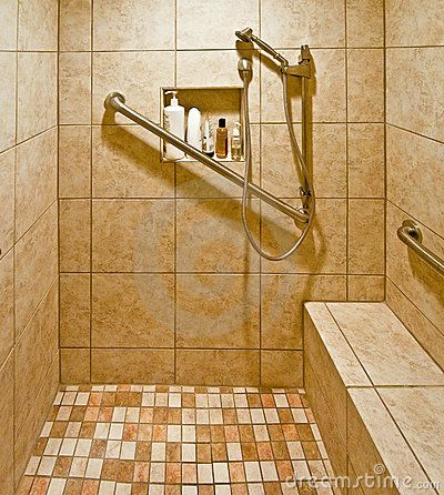 Best Handicap Accessible Ideas Images On Pinterest Bathrooms - Handicap accessible bathroom remodel