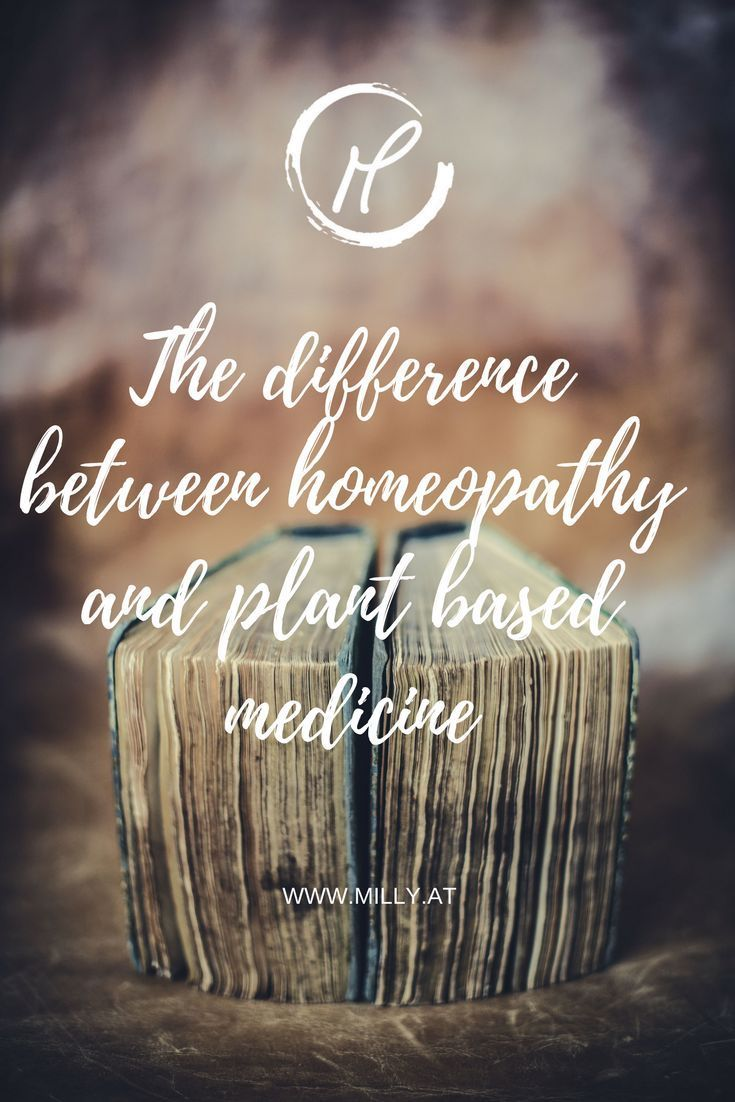 "Come and visit ""the bubbly biochemist"" on milly.at and read about the differences between homeopathy and plant based medicine! #healthy #homeopathy #plantscience #fact #fiction"