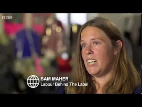 ▶ BBC Panorama Dying for a Bargain Panorama investigates how our clothes are made documentary - YouTube. #fairtrade