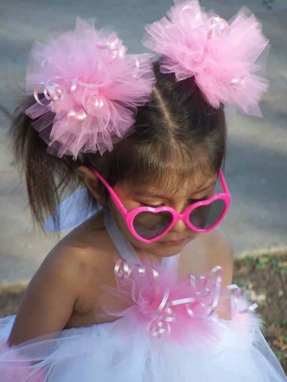 2 Custom Boutique Pageant Birthday Tutu Dress by CHICLILLOVEBUGS, $13.99