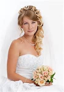 long curly wedding hair half up half down - Bing images