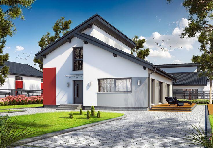 Perfect 135 - DAN-WOOD House schlüsselfertige Häuser