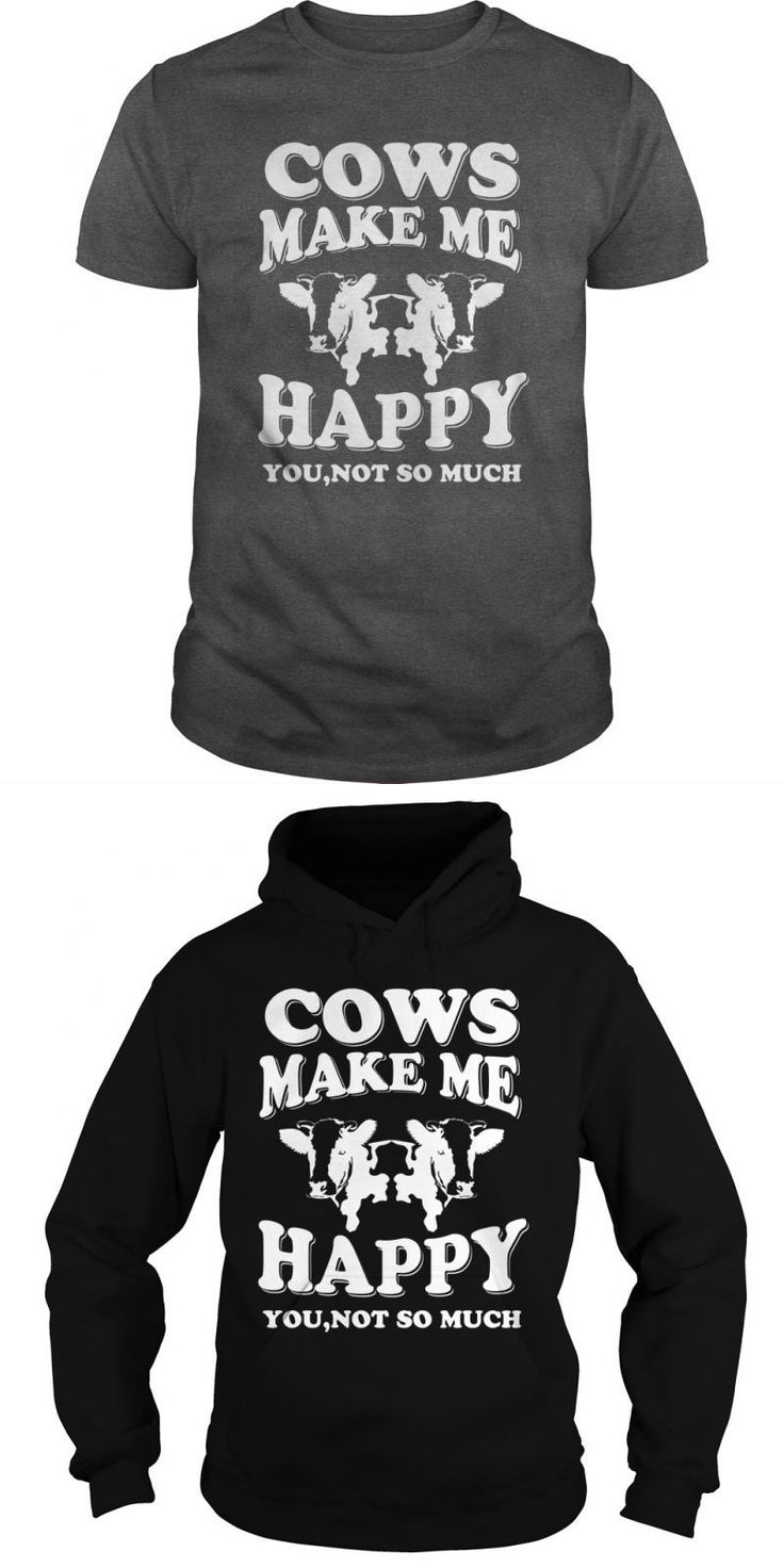 Cows Make Me Happy Holy Cow T-shirts Downers Grove #cow #reading #t #shirt #cow #t #shirt #india #henry #cow #t #shirt #how #to #make #a #cow #t #shirt