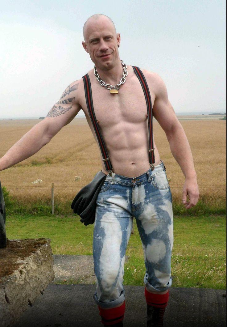 Naked men skinheads milf farmer