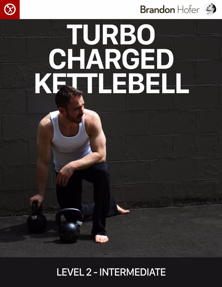 Turbo Charged Kettlebells - Breaking Muscle