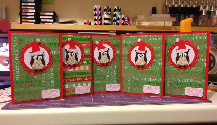 Purple Cat Crafts: 5 on the 25th.